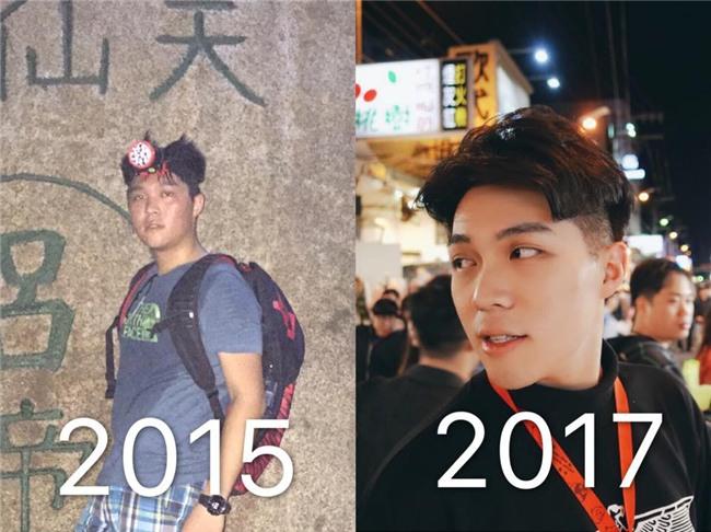 Tăng 15kg sau 4 năm có bạn gái, chàng trai từ mỹ nam bỗng thành ông chú bụng phệ - Ảnh 6.
