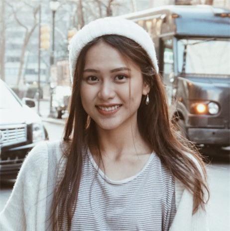 Cô bạn trường Ams xinh như hot girl, nhận học bổng du học từ 8 trường ĐH trên thế giới - Ảnh 1.