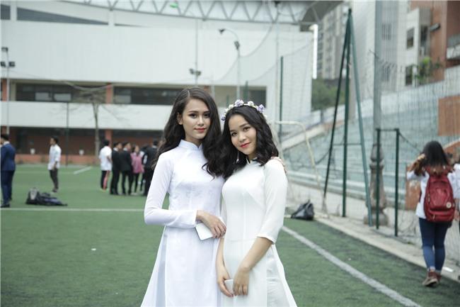 Cô bạn trường Ams xinh như hot girl, nhận học bổng du học từ 8 trường ĐH trên thế giới - Ảnh 4.