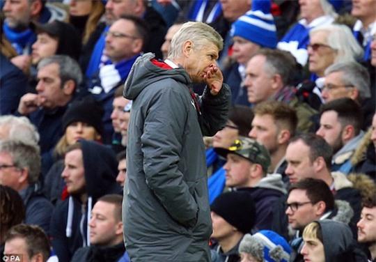 Arsenal thua 4 trận liền, fan khóc nức nở - Ảnh 5.