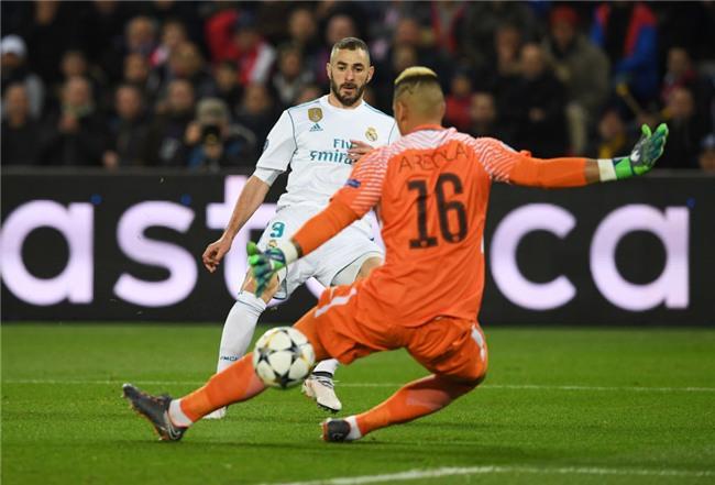 Ronaldo toa sang dua Real vao tu ket Champions League hinh anh 6