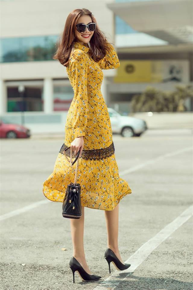 Tìm kiếm gợi ý diện đồ công sở từ chính phong cách của các người đẹp Việt - Ảnh 19.