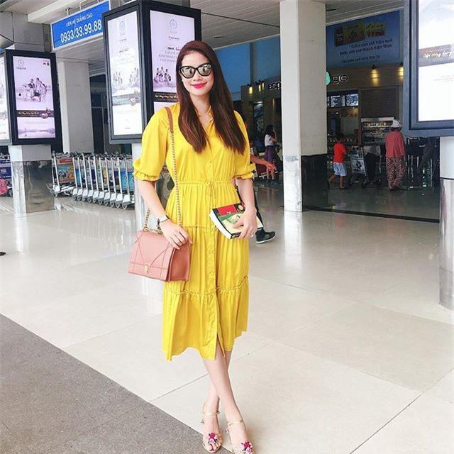 Tìm kiếm gợi ý diện đồ công sở từ chính phong cách của các người đẹp Việt - Ảnh 20.
