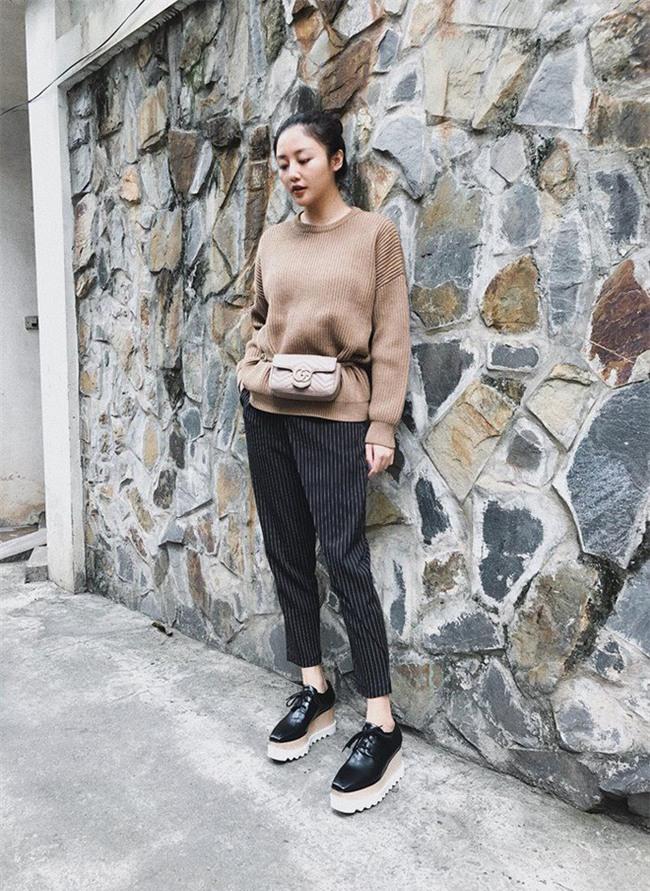 Tìm kiếm gợi ý diện đồ công sở từ chính phong cách của các người đẹp Việt - Ảnh 26.