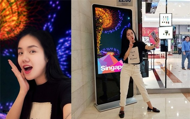 Có ai muốn giả vờ đi Singapore nhưPhương Lykhông nhỉ? - Tin sao Viet - Tin tuc sao Viet - Scandal sao Viet - Tin tuc cua Sao - Tin cua Sao