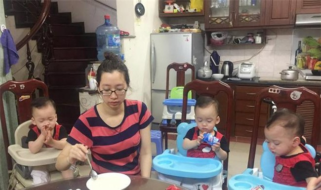 """ba me 27 tuoi sinh 5 con: """"ngay 8/3, toi khong mong qua, chi uoc ngay keo dai 30 tieng"""" - 4"""