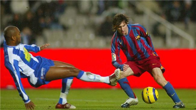 Bộ sưu tập giày thi đấu độc nhất từng được Messi sở hữu - Ảnh 2.