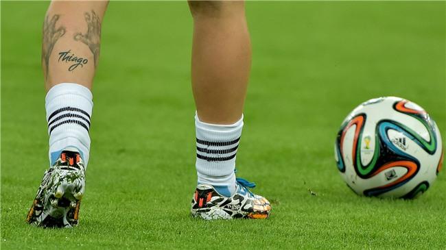 Bộ sưu tập giày thi đấu độc nhất từng được Messi sở hữu - Ảnh 6.