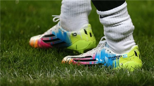 Bộ sưu tập giày thi đấu độc nhất từng được Messi sở hữu - Ảnh 8.