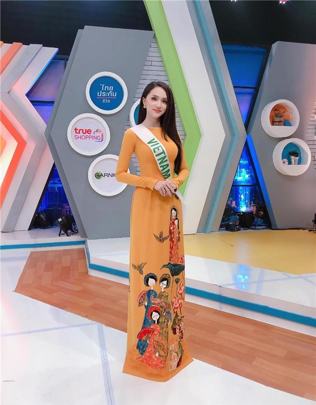 Hương Giang Idol có bao nhiêu phần trăm cơ hội đăng quang Hoa hậu Chuyển giới Quốc tế 2018?-5