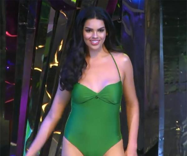 Đại diện Colombia lộ vòng 3 dị dạng khi mặc bikini tại Hoa hậu Chuyển giới Quốc tế 2018-7
