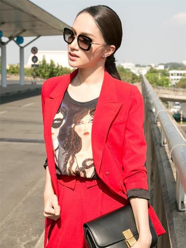 vi sao huong giang idol luon dep tai hoa hau chuyen gioi quoc te ? - 1