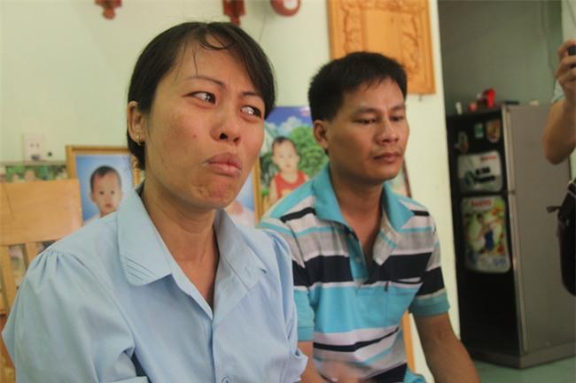Vụ 2 cháu bé chết vì tai nạn, bố mẹ ôm di ảnh cầu cứu: Tài xế xe khách đã bị khởi tố và bắt tạm giam - Ảnh 1.