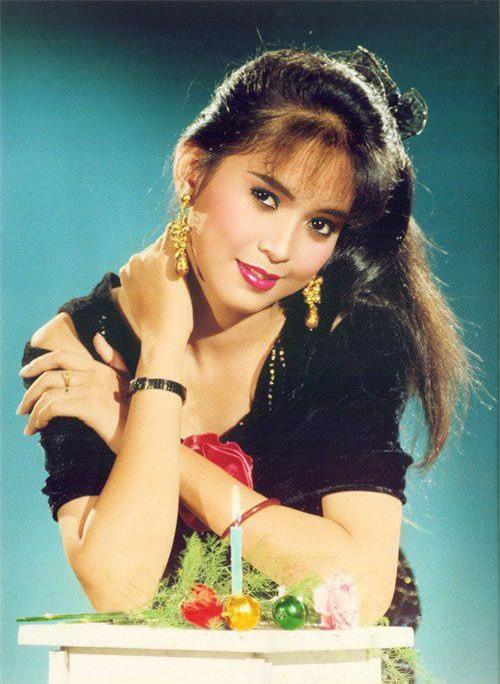 Dân mạng phát sốt với vẻ đẹp trong veo thời 25 tuổi của mẹ chồng Tăng Thanh Hà - Ảnh 3.