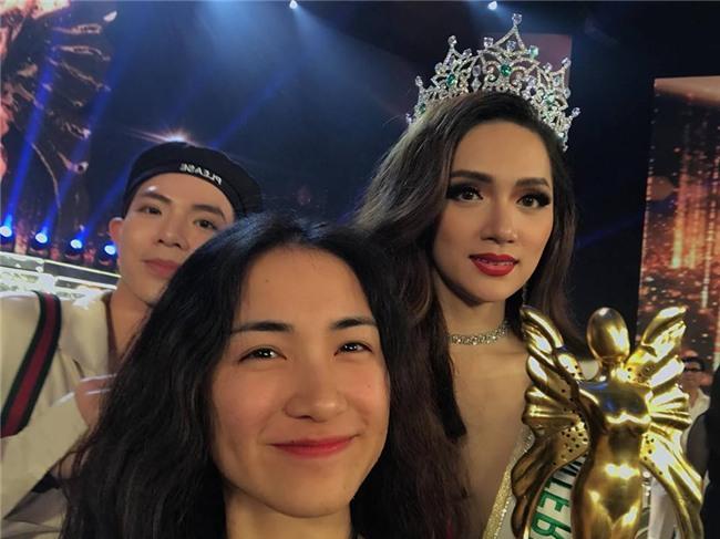 Hòa Minzy gào to chấp cả đội fan Thái Lan khi Hương Giang đăng quang hoa hậu-1
