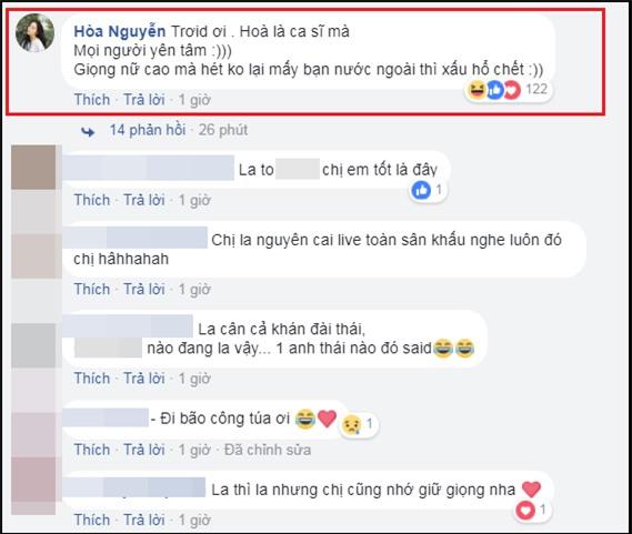 Hòa Minzy gào to chấp cả đội fan Thái Lan khi Hương Giang đăng quang hoa hậu-3