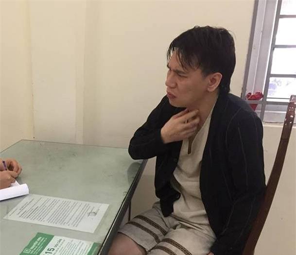 Châu Việt Cường đã xuất viện do bị bỏng họng sau nhai tỏi trong cơn ngáo đá - Ảnh 1.