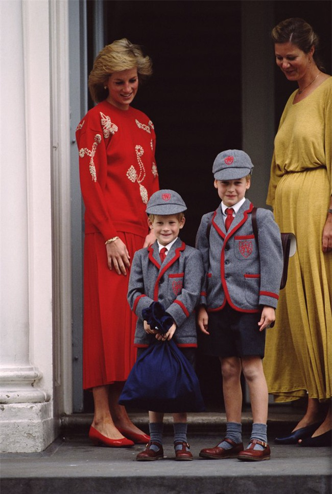 Cách làm mẹ của Công nương Diana vẫn luôn khiến các mẹ khắp thế giới ngưỡng mộ - Ảnh 3.