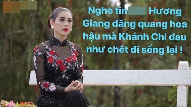 Hương Giang đăng quang hoa hậu, cộng đồng mạng thi nhau réo tên Lâm Khánh Chi-5