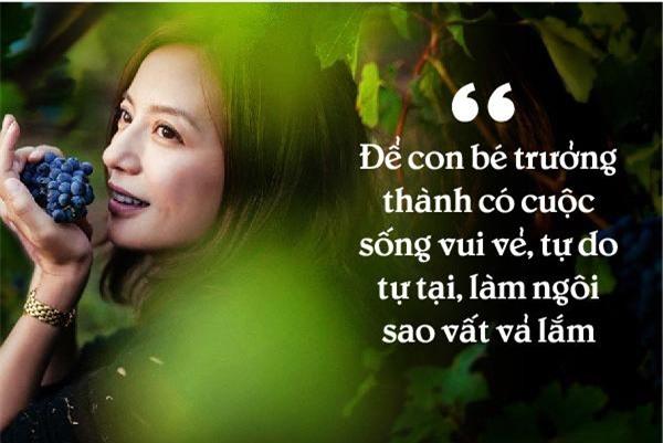 """trieu vy - ba me voi nhung phuong phap day do lanh lung de con gai tro thanh """"nu hoang"""" - 3"""
