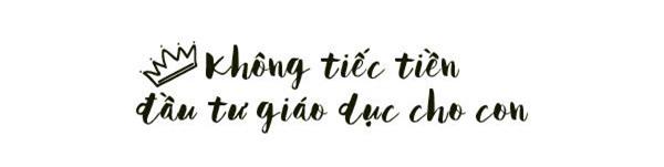 """trieu vy - ba me voi nhung phuong phap day do lanh lung de con gai tro thanh """"nu hoang"""" - 4"""
