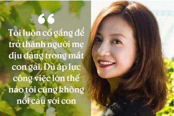"""trieu vy - ba me voi nhung phuong phap day do lanh lung de con gai tro thanh """"nu hoang"""" - 10"""