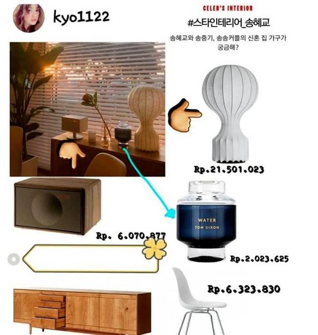 Bên trong tổ ấm Song Joong Ki - Song Hye Kyo: Nội thất tinh tế toàn hàng hiệu cùng sắc trắng tinh khôi - Ảnh 1.
