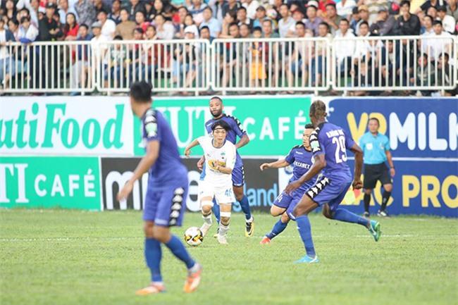 HAGL,Công Phượng,Xuân Trường,V-League 2018
