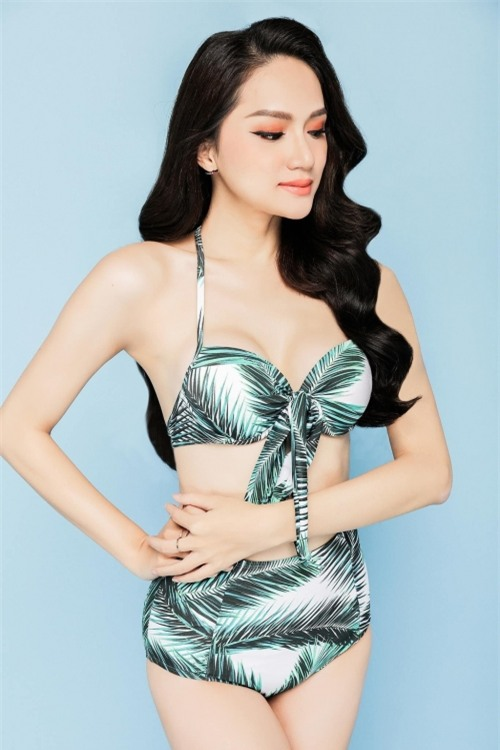 Hương Giang diện bikini nóng bỏng thế này bảo sao không giành vương miện Hoa hậu-8