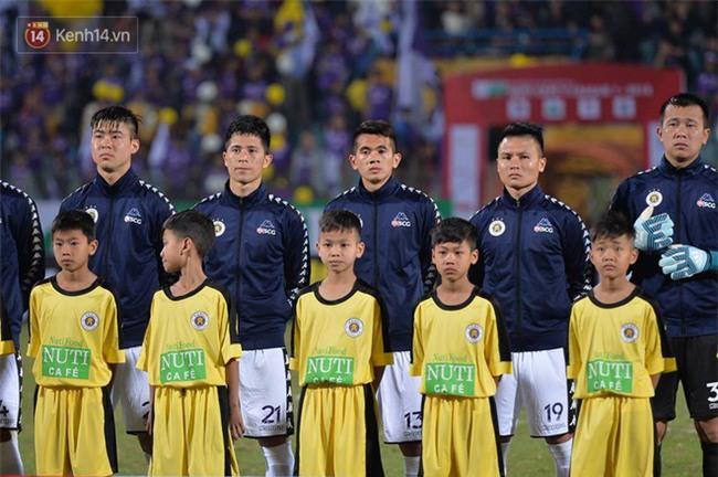Dàn sao U23 Việt Nam chơi ấn tượng trong chiến thắng của Hà Nội FC - Ảnh 1.