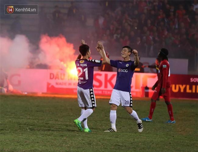 Dàn sao U23 Việt Nam chơi ấn tượng trong chiến thắng của Hà Nội FC - Ảnh 13.