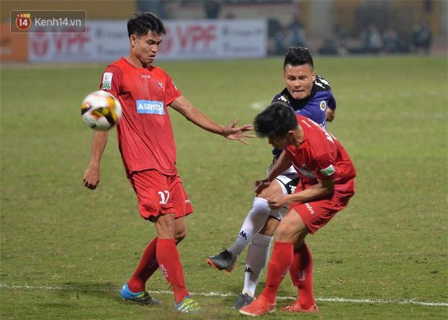 Dàn sao U23 Việt Nam chơi ấn tượng trong chiến thắng của Hà Nội FC - Ảnh 3.
