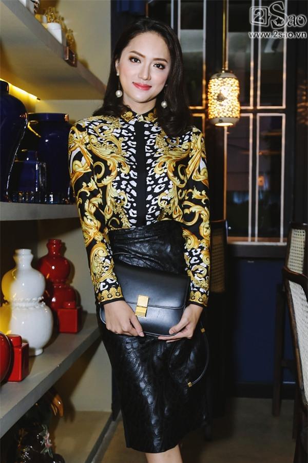 Túi xách trăm triệu của Hương Giang Idol đựng gì trước khi giúp chủ nhân xuất sắc đoạt ngôi Hoa hậu?-1