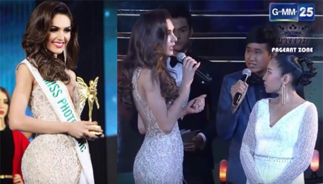 Hoa hậu chuyển giới Mexico nghi ngờ về vương miện của Hương Giang-4