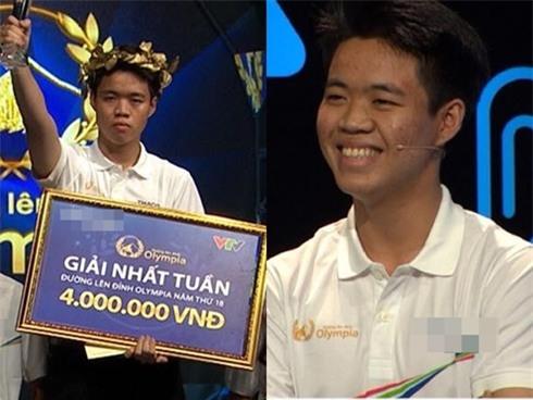 Gửi hơn 100 bản đăng ký, nam sinh Bình Thuận cuối cùng cũng được vinh danh tại Olympia-1