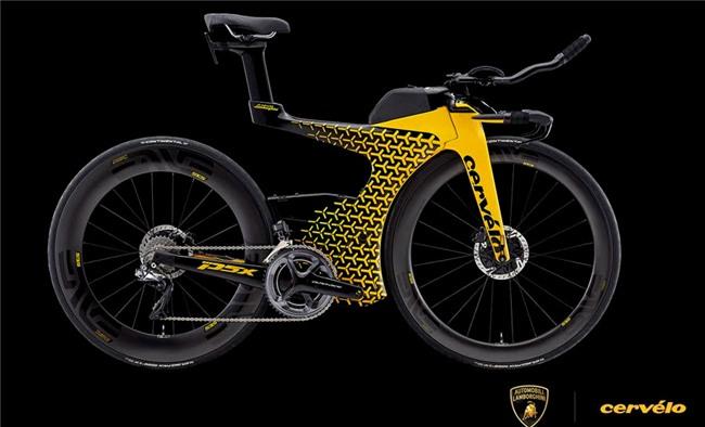 Lamborghini Cervelo P5X - xe dap dua chi co 25 chiec toan cau hinh anh 2