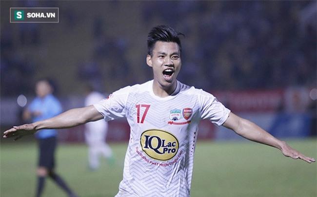 Văn Thanh, Văn Toàn trải lòng về mục tiêu lớn nhất tại V-League 2018 - Ảnh 1.