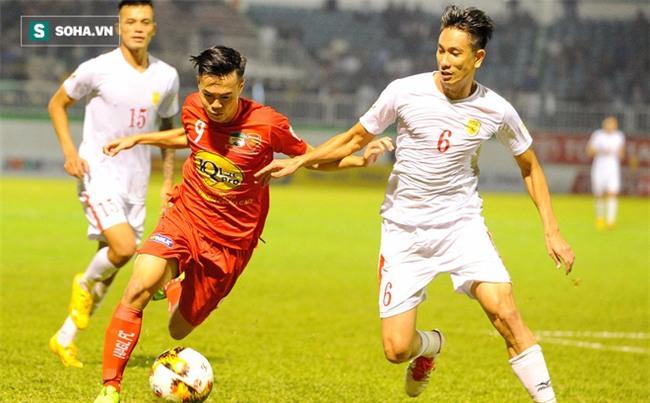 Văn Thanh, Văn Toàn trải lòng về mục tiêu lớn nhất tại V-League 2018 - Ảnh 2.