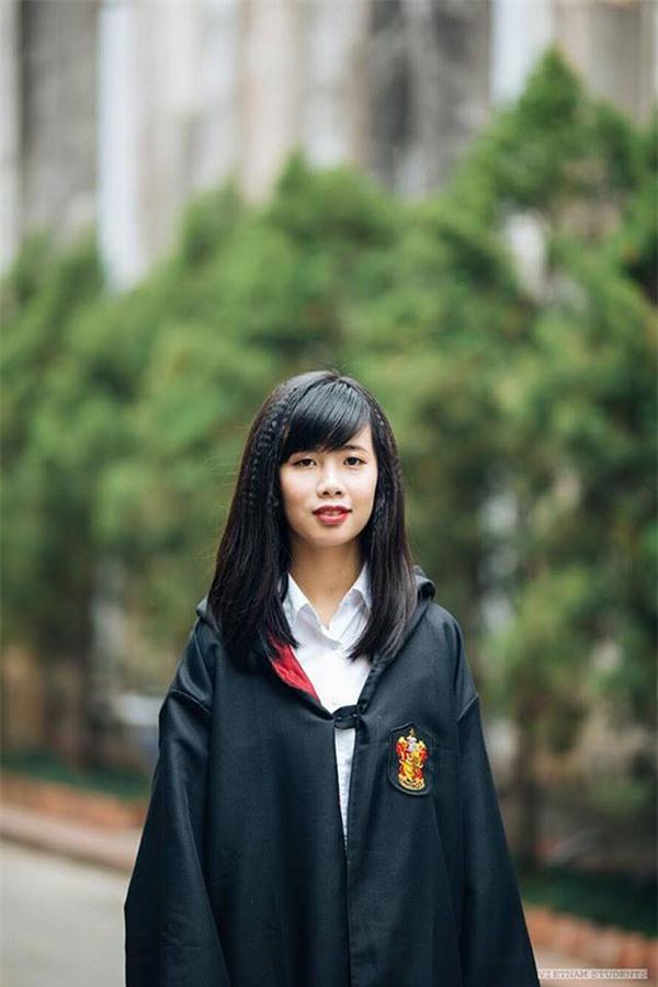Diệu Linh - nữ sinh trường Ams nhận học bổng tiền tỷ tại Mỹ.