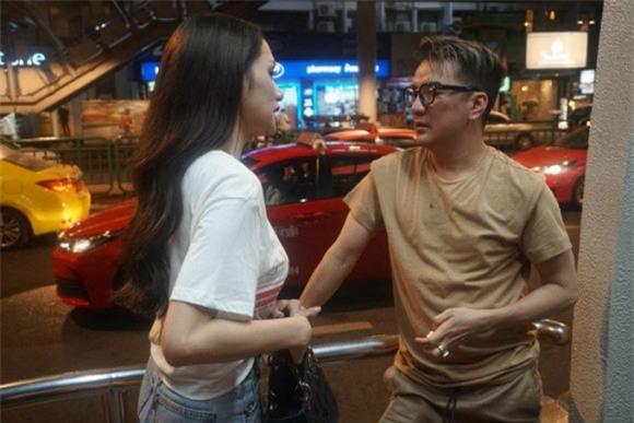 Đàm Vĩnh Hưng sang Thái thăm Hương Giang, chia sẻ cách ứng xử của cô sau khi làm Hoa hậu