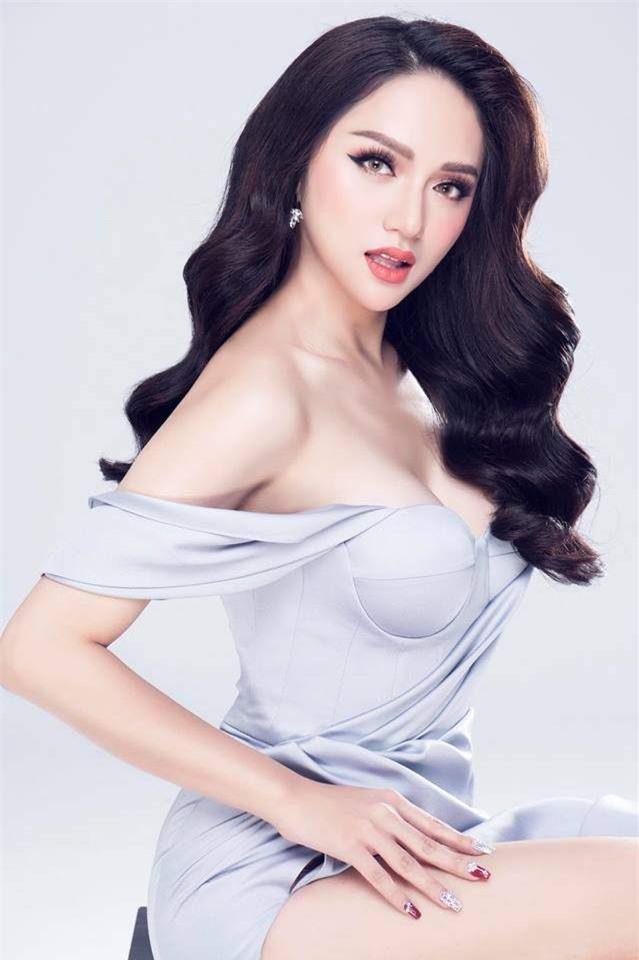 """dang quang hoa hau, huong giang idol """"don tim"""" khan gia voi kieu toc bong benh song nuoc! - 4"""