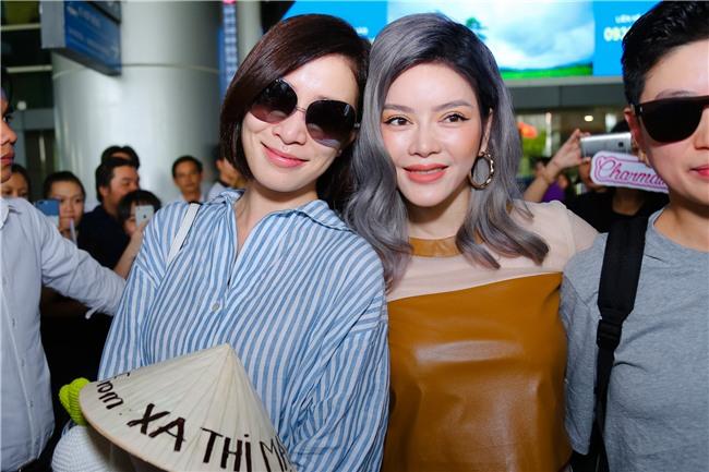 Ngoài Hương Giang Idol - Lukkade, làng giải trí Việt còn nhiều nghệ sĩ tình thân mến thân với sao quốc tế-4