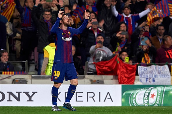 Barca 3-0 Chelsea: Man huy diet cua thien tai Lionel Messi hinh anh 1