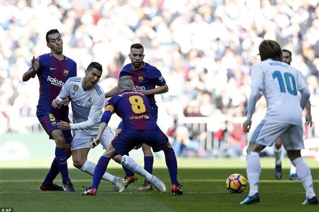 Barcelona và Real Madrid là hai ứng viên hàng đầu cho chức vô địch Champions League năm nay