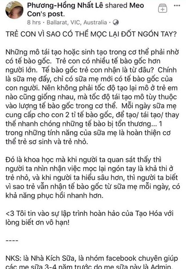 nguoi dua trao luu sinh con thuan tu nhien o viet nam le nhat phuong hong la ai? - 3