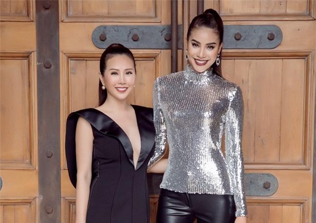 Hoa hậu Thu Hoài chính thức hé lộ lý do rạn nứt tình bạn với Phạm Hương - Tin sao Viet - Tin tuc sao Viet - Scandal sao Viet - Tin tuc cua Sao - Tin cua Sao