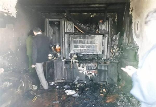 đốt nhà,đốt nhà giải quyết mâu thuẫn,khởi tố,cháy nhà tại Đà Lạt,Công an tỉnh Lâm Đồng,Nguyễn Thông Thăng,Trần Văn Quốc