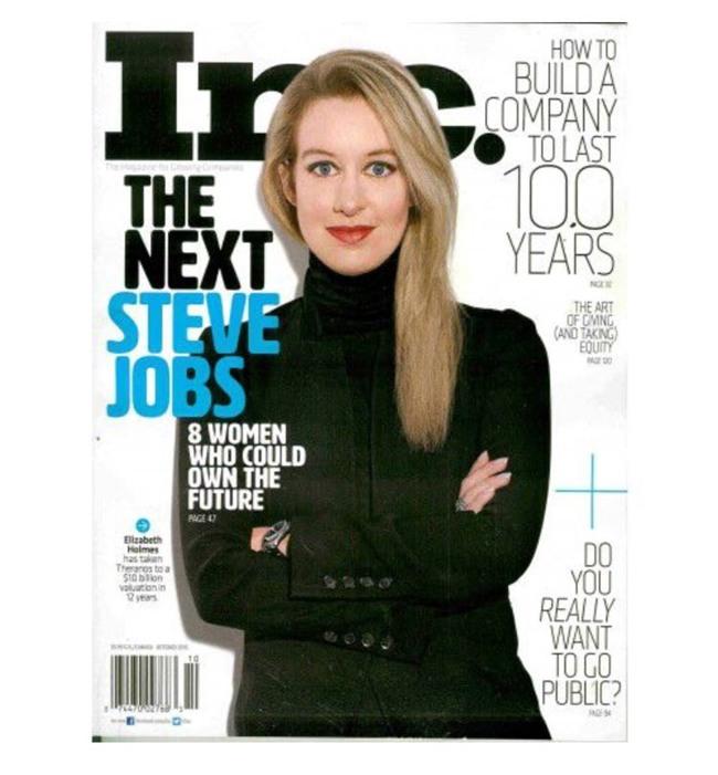 Được mệnh danh Steve Jobs thứ hai, nữ tỷ phú công nghệ lại cầm đầu 2 vụ lừa đảo chấn động nước Mỹ - Ảnh 2.