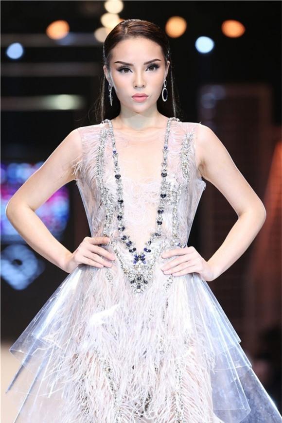 Hoa hậu kỳ duyên,hoa hậu việt nam 2014,kỳ duyên khoe vòng một