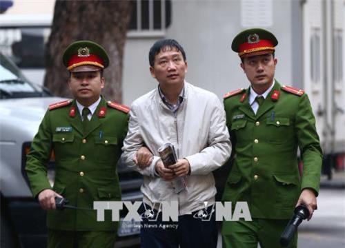Trịnh Xuân Thanh,PVC,Tham ô,tham nhũng